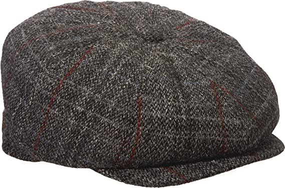Stetson Men s Harris Tweed 8 4 Cap at Amazon Men s Clothing store  279fd500f6ba
