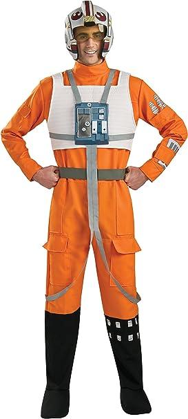Rubies Star Wars A New Hope X-Wing Pilot