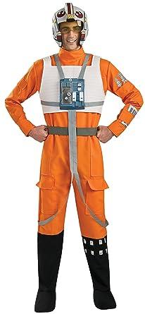 Amazon.com: Rubies Star Wars A New Hope X-Wing Pilot ...