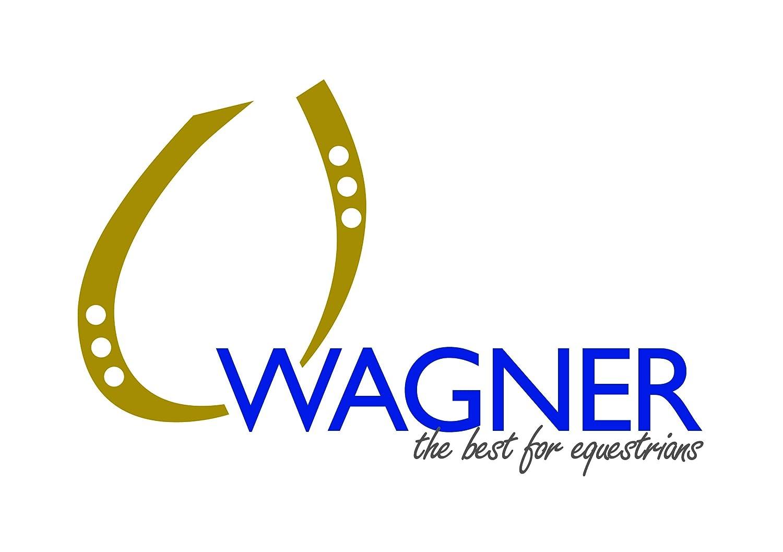 WAGNER Dressur Schabracken-Set mit Fliegenhaube und Strass-Steinen Old ROS/É-GRAU