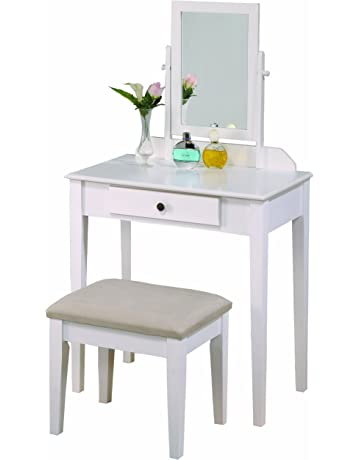 Vanity Table Chair Lifetime Chair Cart Heated Massage