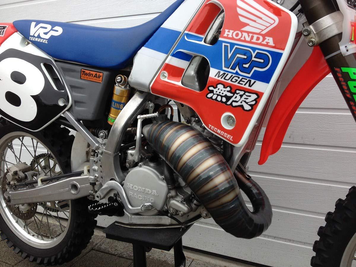 Honda CR 125 1990-1991 Mugen Team Graphics Kit LRMX