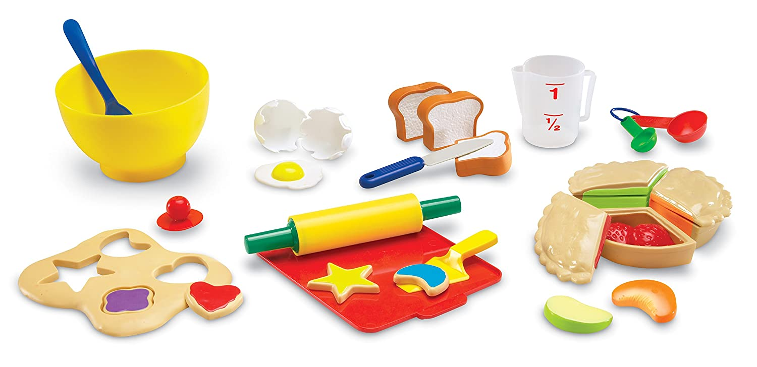 Learning Resources Pretend to Cook Your Favorite Treats with This Super-Sized Bakery Set