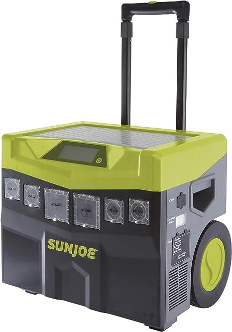 Amazon.com: Sun Joe SJ1440SG - Generador de inversor ...