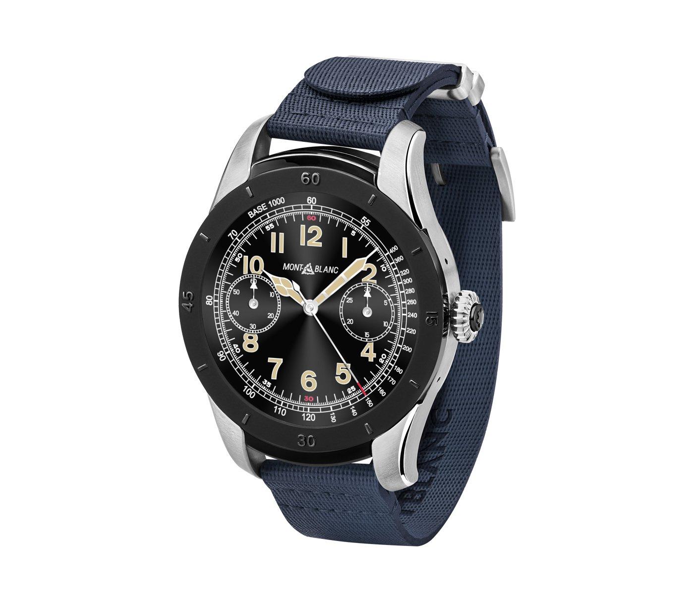 Amazon.com: Montblanc Summit Smartwatch – Bi-Color carcasa ...