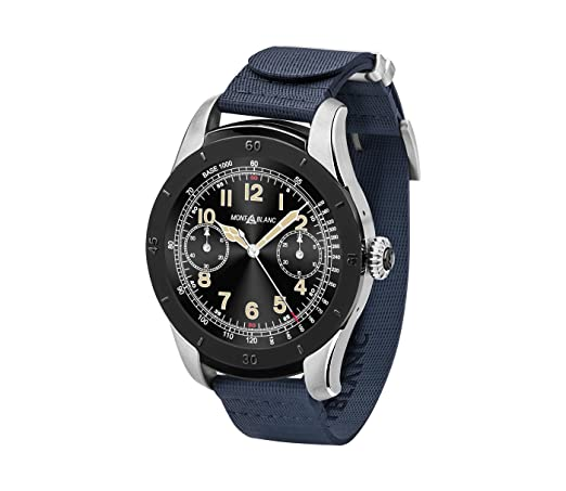 Amazon.com: Montblanc Summit Smartwatch – Bi-Color carcasa ...