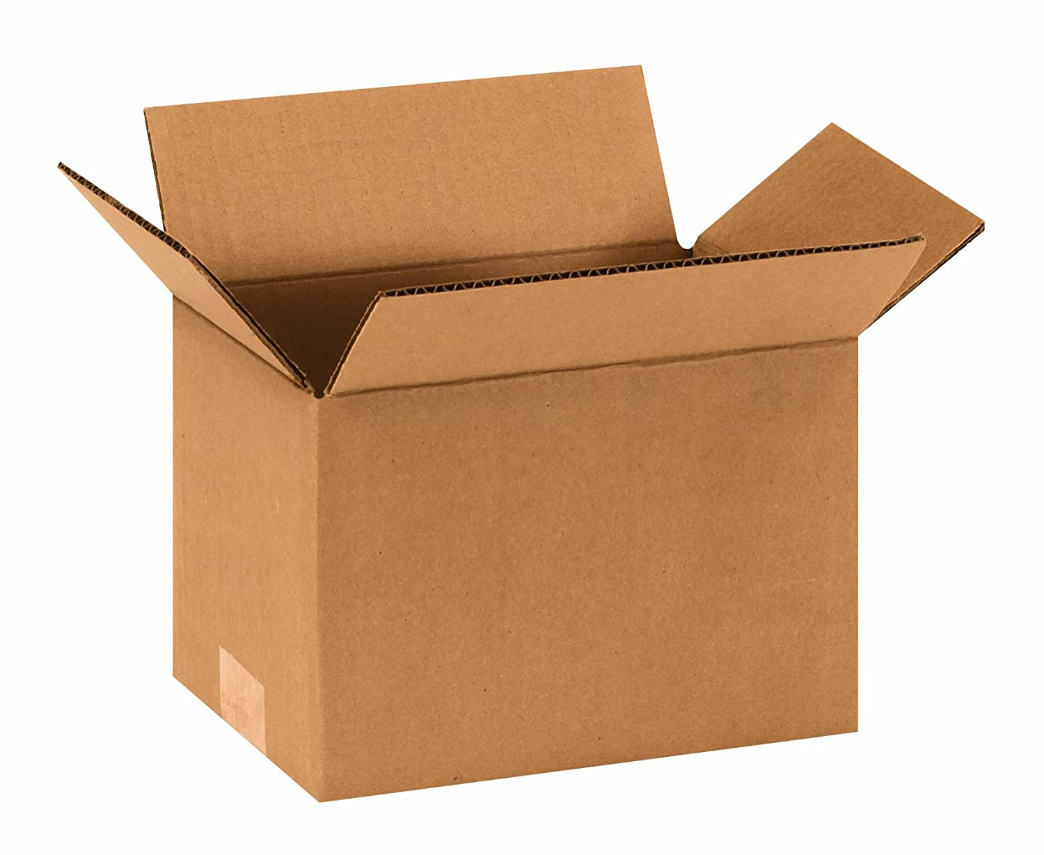 EcoSwift 40 10x7x4 Corrugated Cardboard Packing Boxes Mailing Moving Shipping Box Cartons