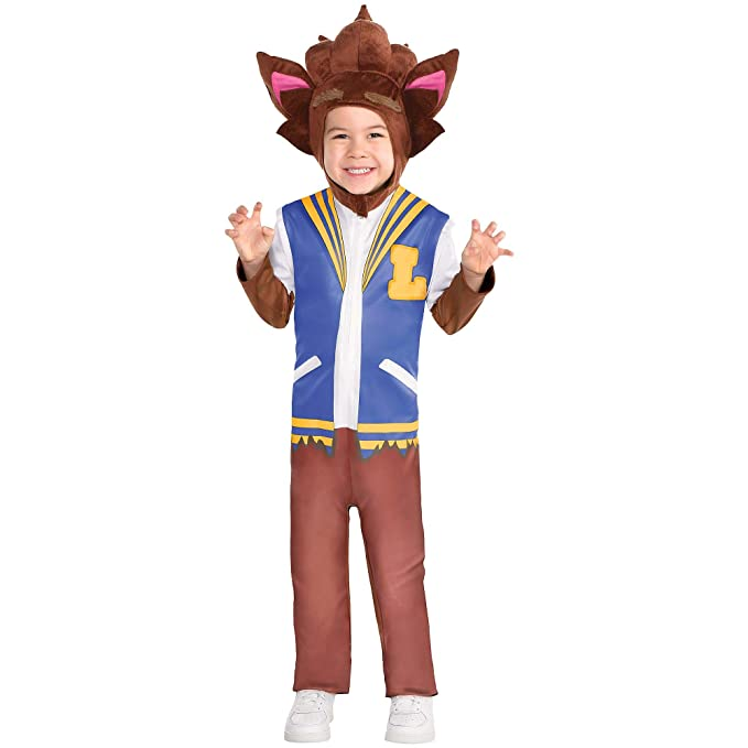 Amazon.com Party City Lobo Halloween Costume for Toddler