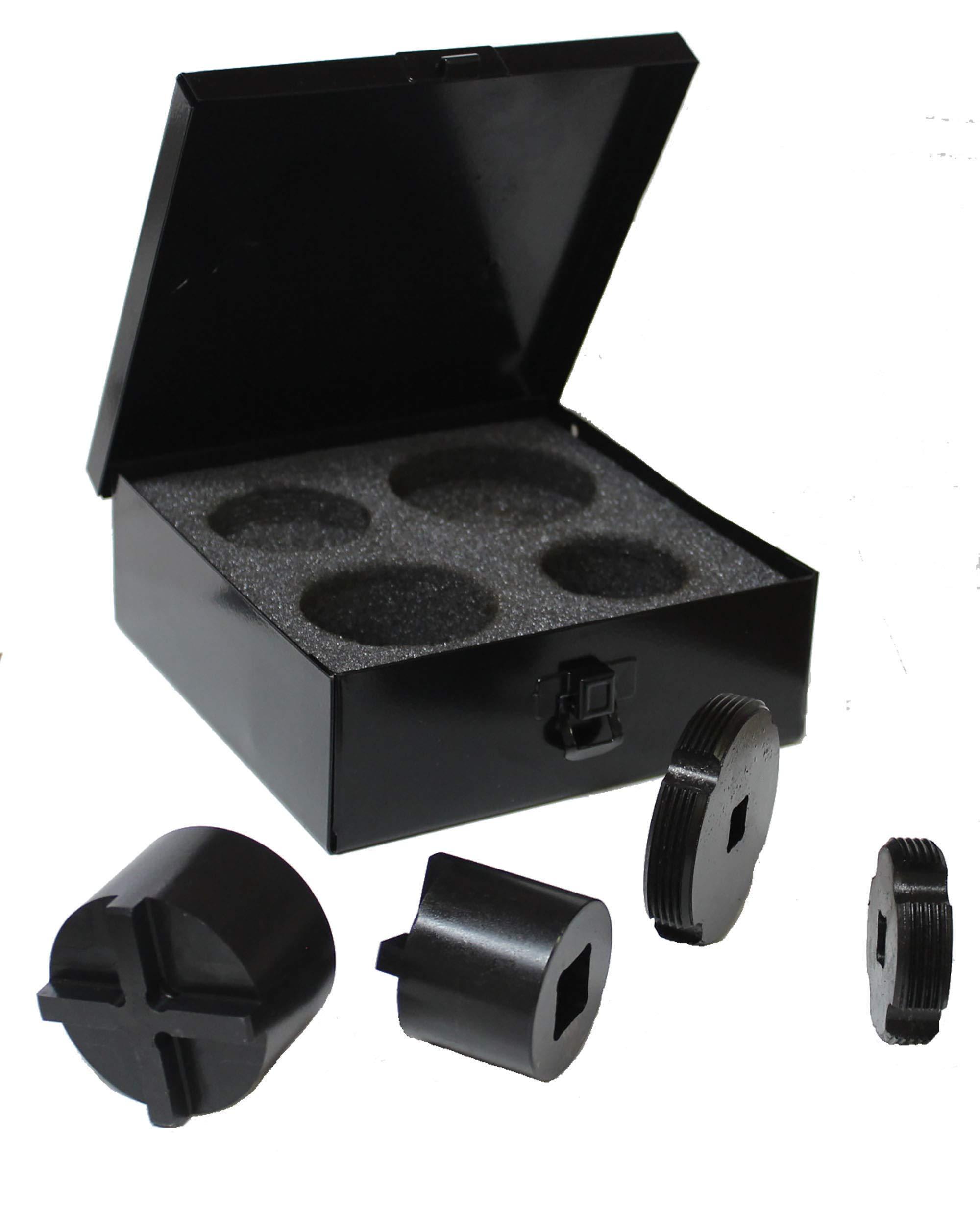 JENDYK XKR84B Black Mack King Pin Removal Kit