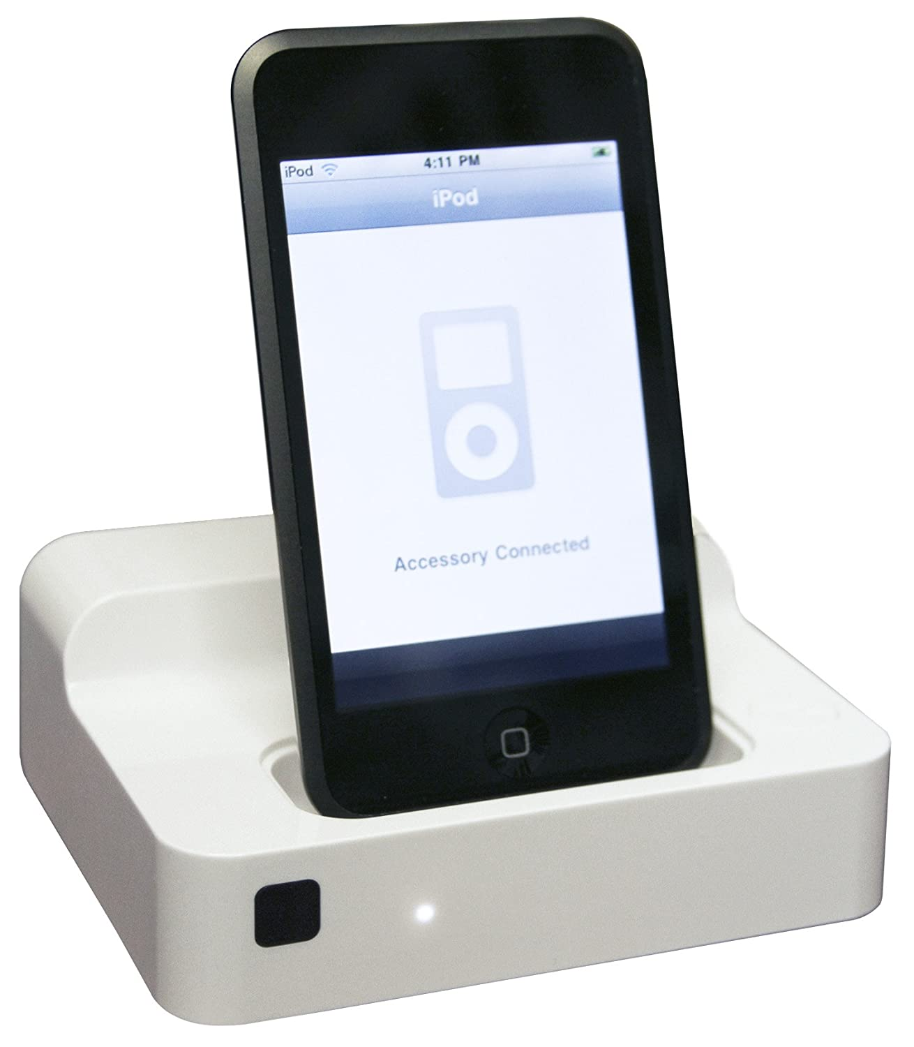Amazon.com: Leviton 96A00-2 Wireless Dock for iPods and iPhones ...