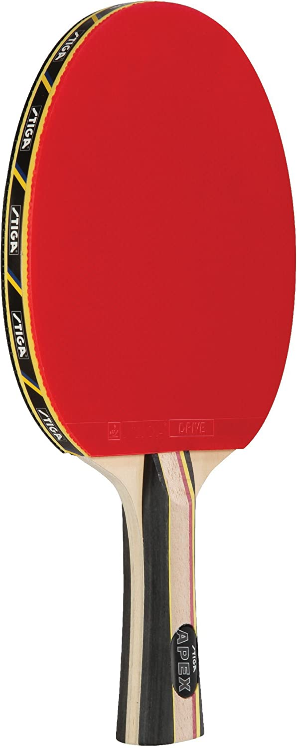STIGA Apex Performance-Level Table Tennis Racket with ACS Technology for Increased Control : Ping Pong Paddle : Sports & Outdoors