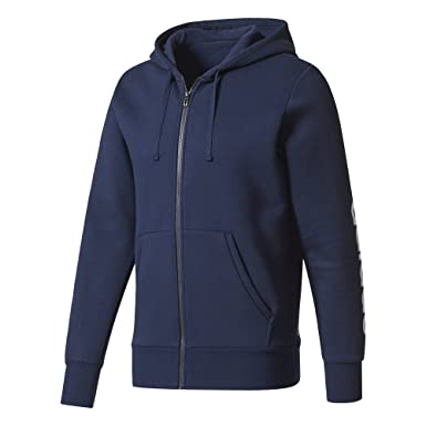 adidas Herren Essentials Full Zip Hoody
