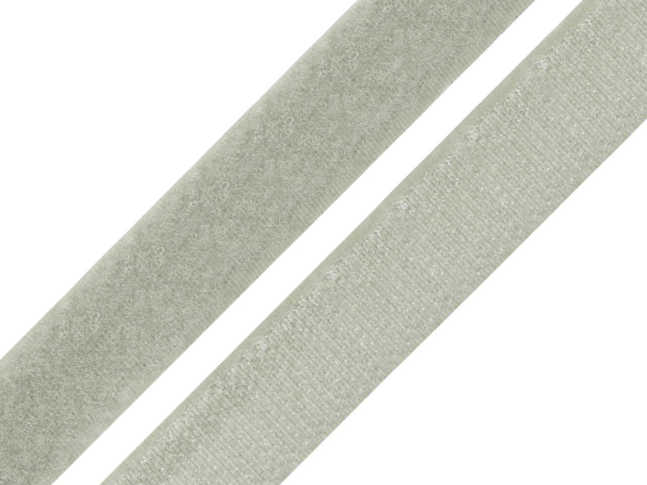 amarillo muchos colores Velcro poliamida 5 m 20/mm para coser de ganchos y flojel banda