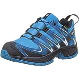 Salomon Scarpe per bambino per la corsa, Trail Running e attività all'aria aperta XA Pro 3D CSWP, Sintetico/Tessuto