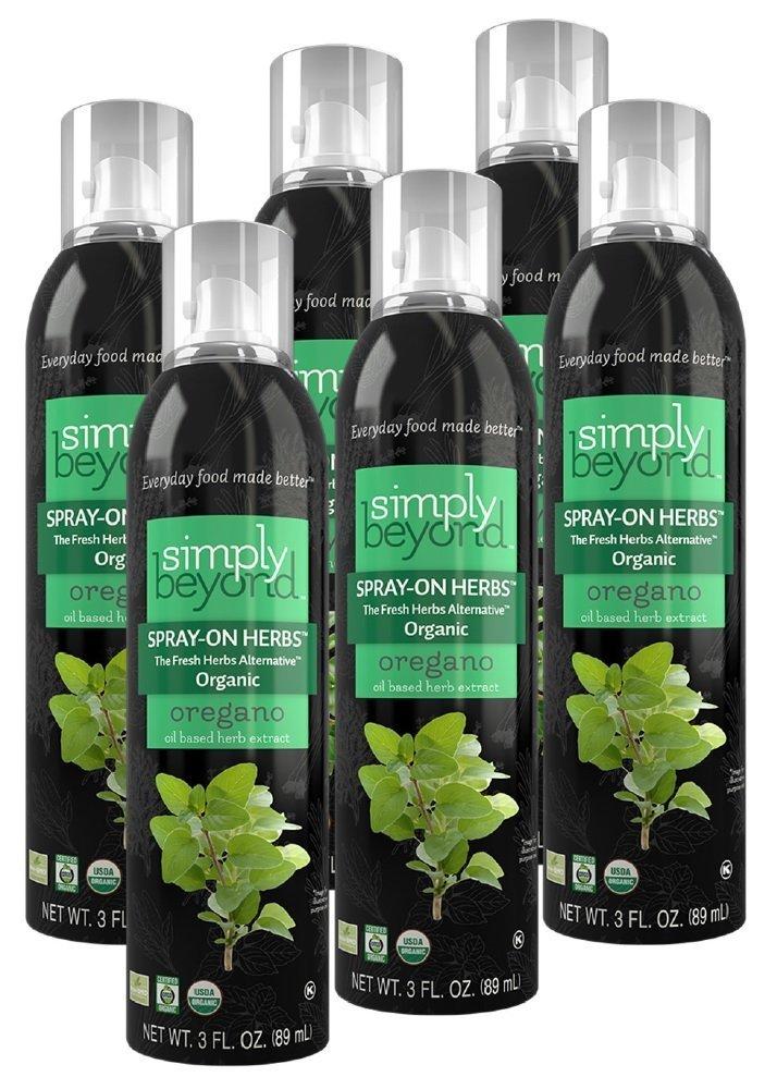 Simply Beyond Oregano Spray on Herbs 3 fl. oz. (6 Pack)