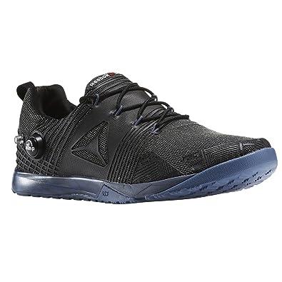 66900af68970f Reebok Crossfit Nano Pump 2.0 Chaussures de Sport pour Homme, Noir Bleu,  10.0