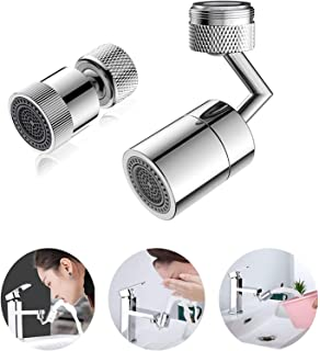 Qida 2020 New Universal Splash Filter Faucet OLOEY Four-Layer Water Purification 720/°Rotating Sprayer and Faucet Extender