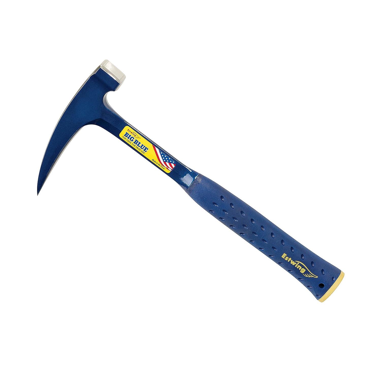 ESTWING Pickhammer Big Blue mit Vinylgriff, 25x25mm 675g, glatte ...