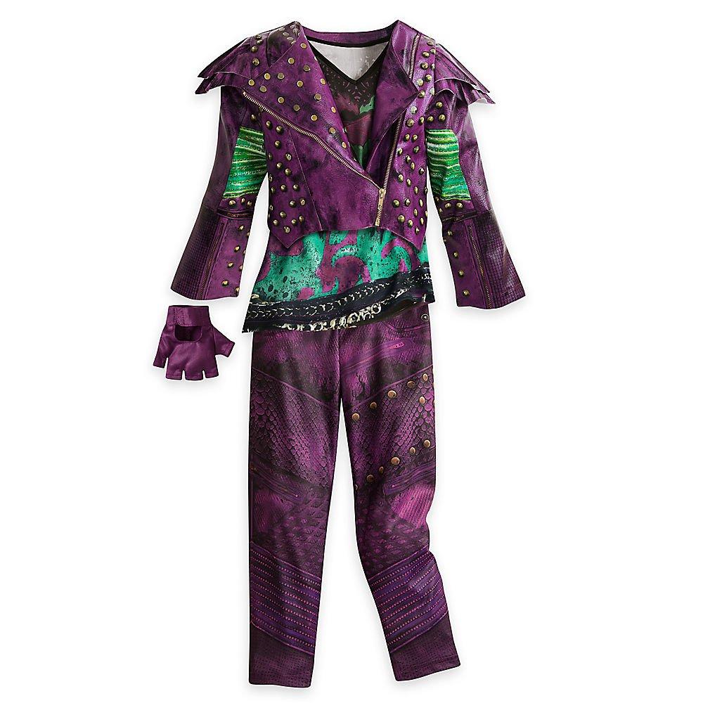 Disney Mal Costume for Kids - Descendants 2 Size 5/6