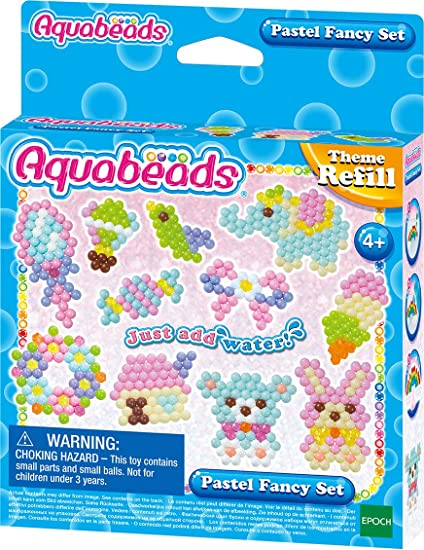 Craft Sets Aquabeads Theme Pack Aquabeads Pastel Fairy Tale Set