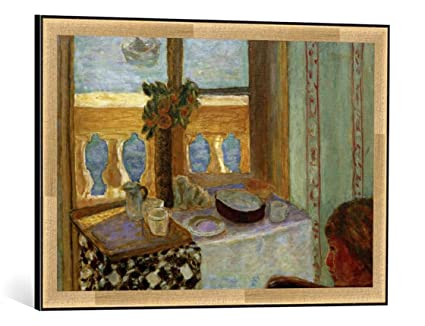Amazon.com: kunst für alle framed art print: pierre bonnard