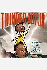 Thunder Boy Jr. (Bccb Blue Ribbon Picture Book Awards (Awards)) Hardcover