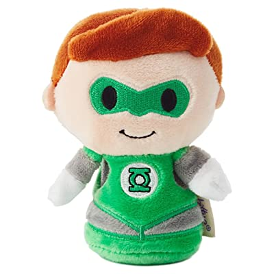 itty bittys Green Lantern Stuffed Animal Itty Bittys Superheroes: Toys & Games