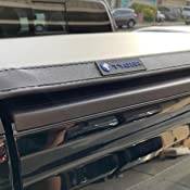 Amazon.com: MAXMATE Soft Roll Up Truck Bed Tonneau Cover ...