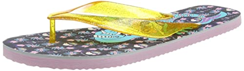 Irregular Choice Betty Flip Infradito Donna Multicolore GoldBlack A