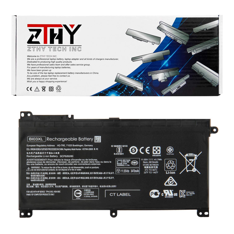 Bateria ZTHY BI03XL ON03XL para HP Pavilion X360 13-U M3-U M3-U001DX M3-U103DX 13-U100TU 13-U100TU 13-U118TU Stream 14-A