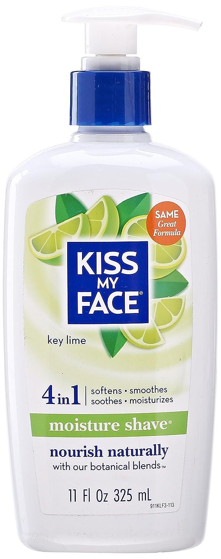 Kiss My Face, Moisture Shave, Key Lime, 11 oz thomaswi