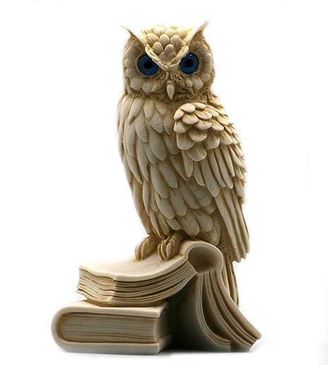 Amazon Com Greekartshop Owl Of Goddess Athena Symbol Of