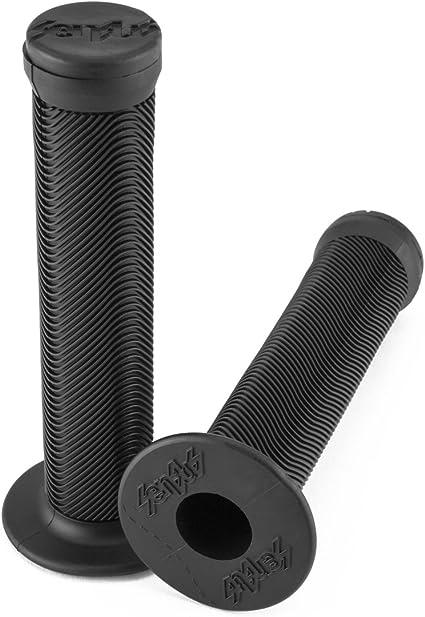 Sensus Swayze Lock On Mountain Bike Lock Handlebar Grip Black Silver 143mm