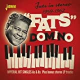 Fats In Stereo 1959-1962 - Imperial Hit Singles As & Bs Plus Bonus Stereo LP Tracks [ORIGINAL RECORDINGS REMASTERED] 2CD SET