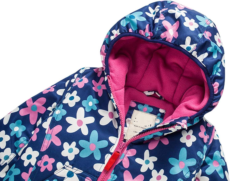 Kapuzenjacke Kleinkind Kinder Baby Jungen M/ädchen Kleidung Rei/ßverschluss Tops Mantel Jacken Warm Outwear Korallen Fleece