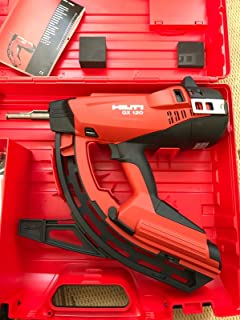 Hilti GX 120 Fully Automatic Gas Actuated Fastening Tool By HILTI