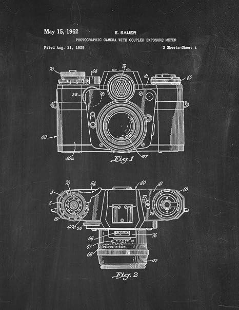 Amazon.com: Cámara fotográfica con la Exposición Coupled ...