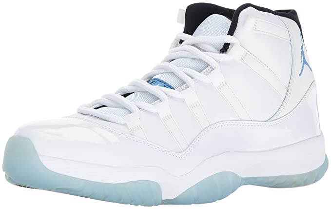 "17452fc69c1 Image Unavailable. Image not available for. Color: Air Jordan 11 Retro  ""Legend Blue"" - 378037 117"
