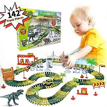 Regalos para Niños de 3 5 6 8 Años Jurassic World Dinosaurio ...