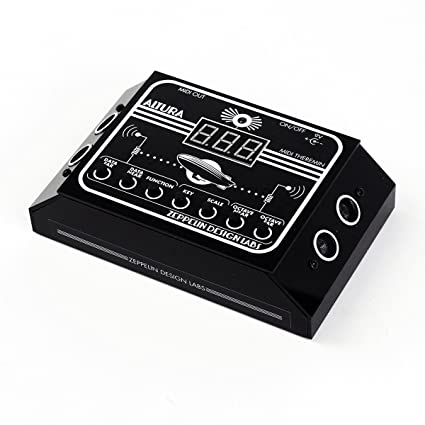 Amazon Com Altura Theremin Midi Controller Diy Kit With Cabinet