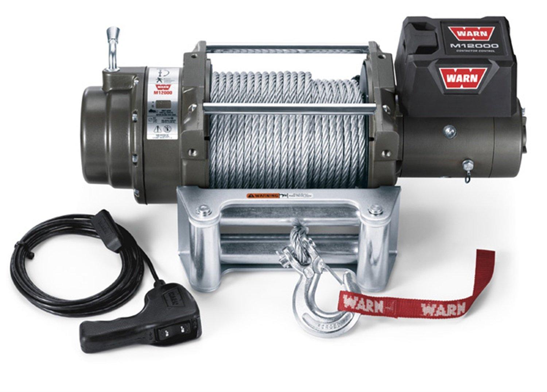 WARN 265072 M12000 Self-Recovery Winch