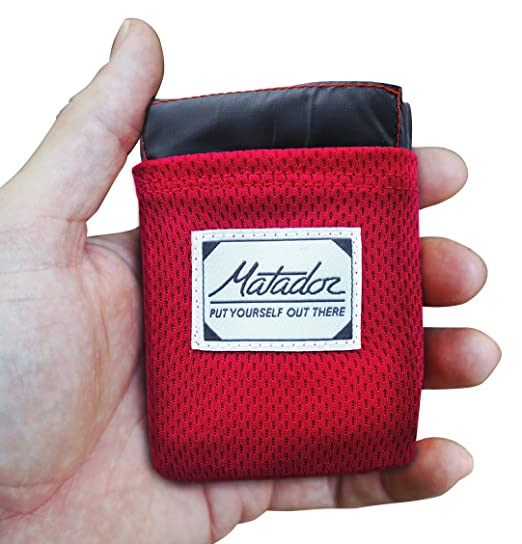 Matador Pocket Blanket, Picnic/Beach Blanket Old Version