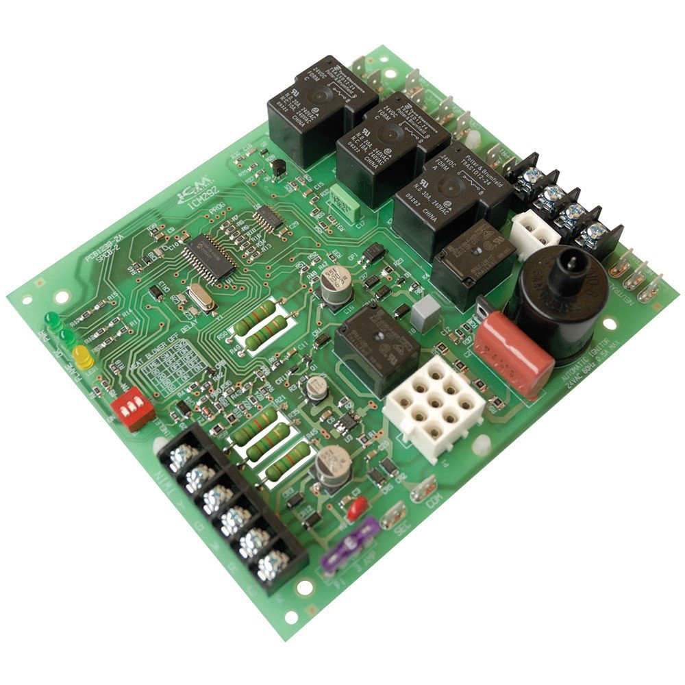 ICM Controls ICM292 Spark Ignition Control Board, 18-30 Vac, 2.5' Height, 6.625' Width 5.75' Length 2.5 Height 6.625 Width 5.75 Length