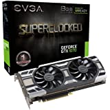 EVGA GeForce GTX 1070 SC GAMING ACX 3.0, 8GB GDDR5, LED, DX12 OSD Supporto (PXOC) Scheda Grafica 08G-P4-6173-KR