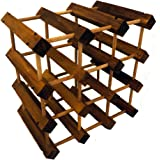 Requisite Goods - Modular Expandable Customizable 12 Bottle Wine Rack