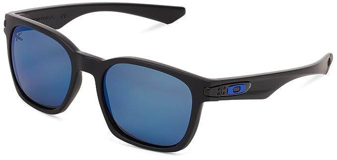 oakley mens garage rock oo9175 16 polarized sport sunglasses matte rh amazon ca