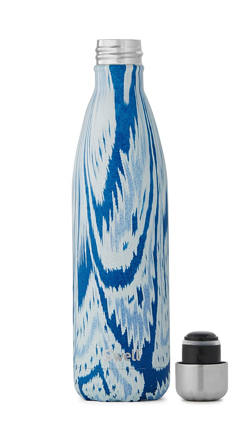 Swell 10025-B18-14301 Water Bottle 25 oz Black Marble S/'well