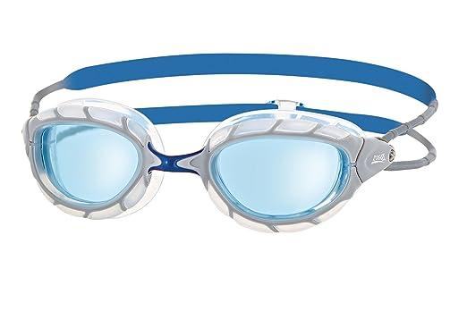 Zoggs Predator Gafas de Natación, sin Género, Blanco (White/Smoke) , Talla única: Amazon.es: Deportes y aire libre
