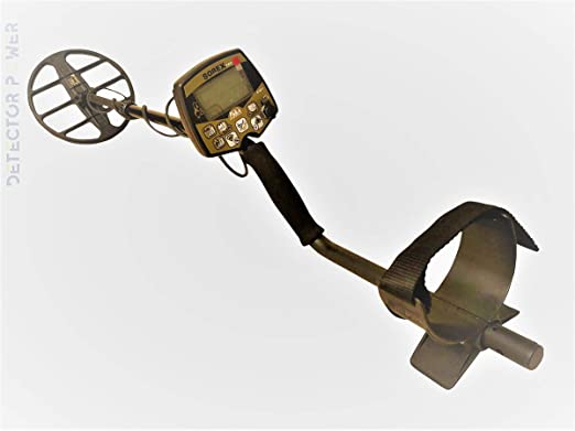 Aka Signum MFT 7272 Pro - Detector de Metales (Alta frecuencia, Sistema de detección de Metales computarizados con Pantalla Grande): Amazon.es: Jardín