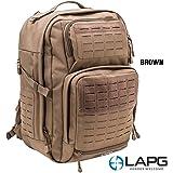 LA Police Gear Atlas 24 Hour Tactical Backpack